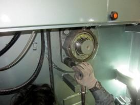 洗濯脱水機 600FLA 整備後写真1