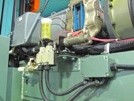 洗濯脱水機 600FLA 整備後写真2