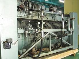 洗濯脱水機 600FLA 整備前写真1